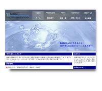 ホームページデザイン【053】F-Slide