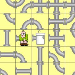 トイレの配管工事