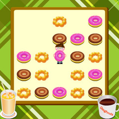 Yuiちゃんのドーナツ・パズル